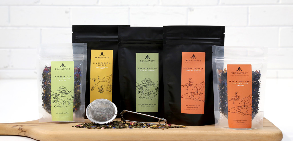 Tea Gift Pack Promotion