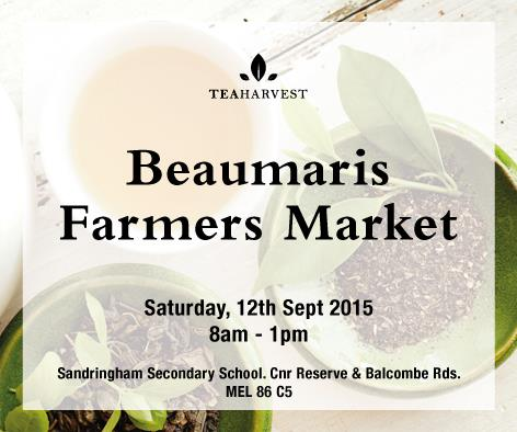 Beaumaris Farmers Market September 2015