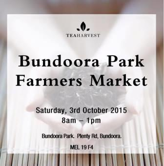 Bundoora Park Farmers Market Oct 2015