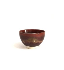 red matcha bowl